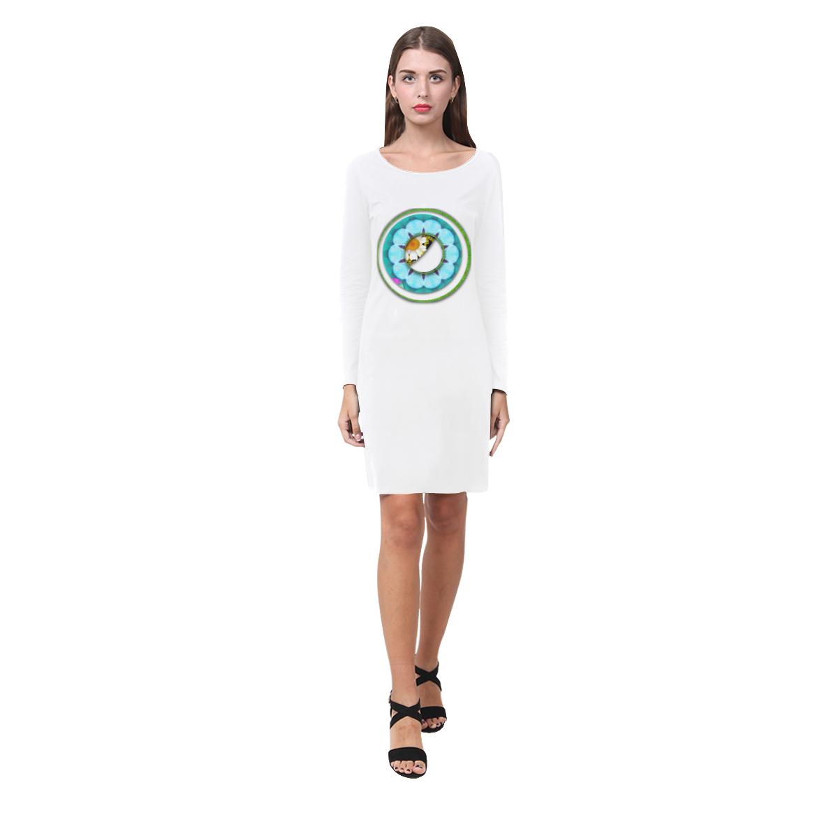 Cool I am Demeter Long Sleeve Nightdress (Model D03)