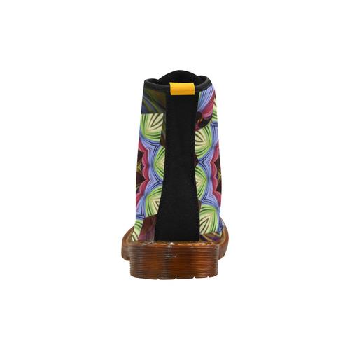 Love Energy Mandala Martin Boots For Women Model 1203H