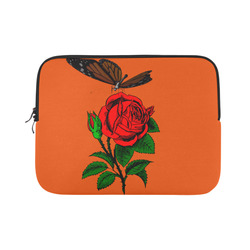 rose  with buterfly Microsoft Surface Pro 3/4(Slim)