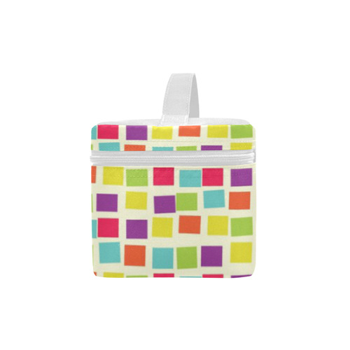 Colorful Boxes Lunch Bag/Large (Model 1658)