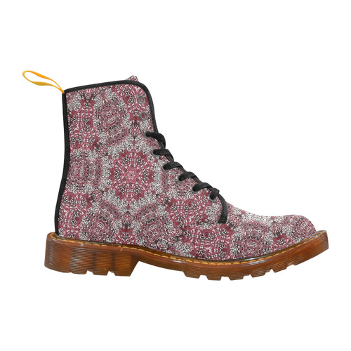 Batik Maharani #5A - Jera Nour Martin Boots For Men Model 1203H