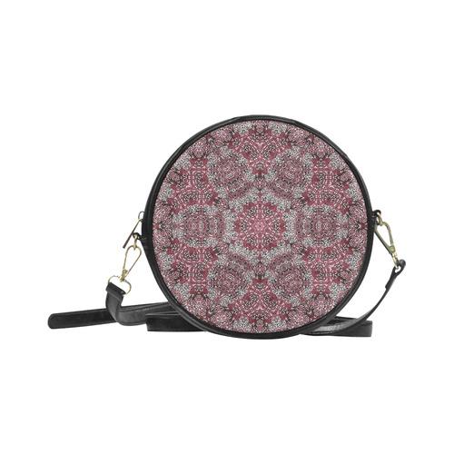 Batik Maharani #5A - Jera Nour Round Sling Bag (Model 1647)
