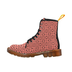 My Lucky Day Peach Echo Martin Boots For Women Model 1203H