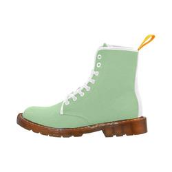 Pistachio Martin Boots For Women Model 1203H
