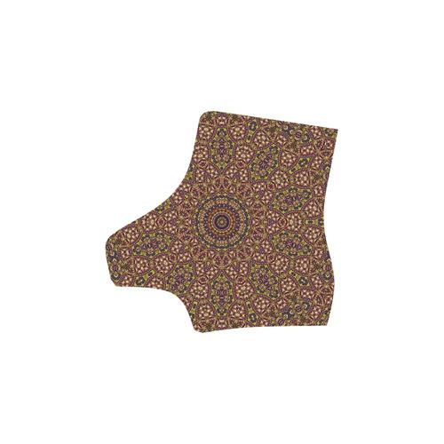 Batik Maharani #2B - Jera Nour Martin Boots For Women Model 1203H