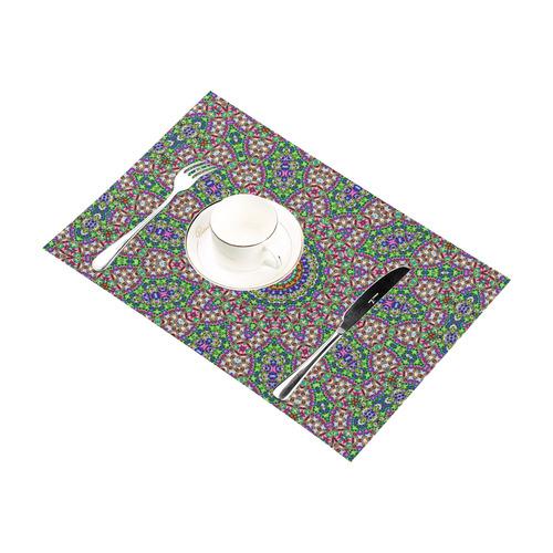 Batik Maharani #2A - Jera Nour Placemat 12''x18''