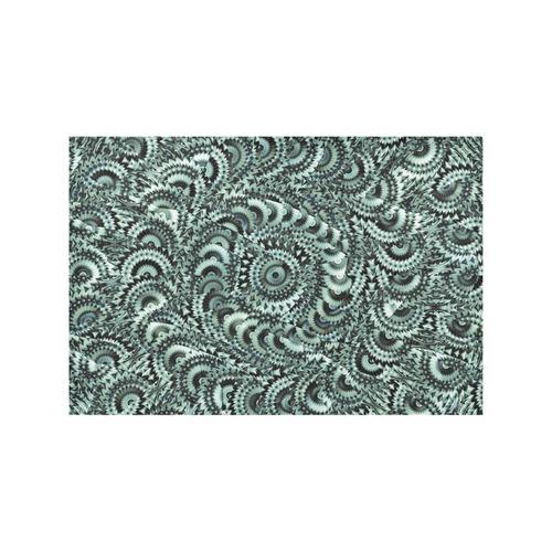 Batik Maharani #4B - Jera Nour Placemat 12''x18''