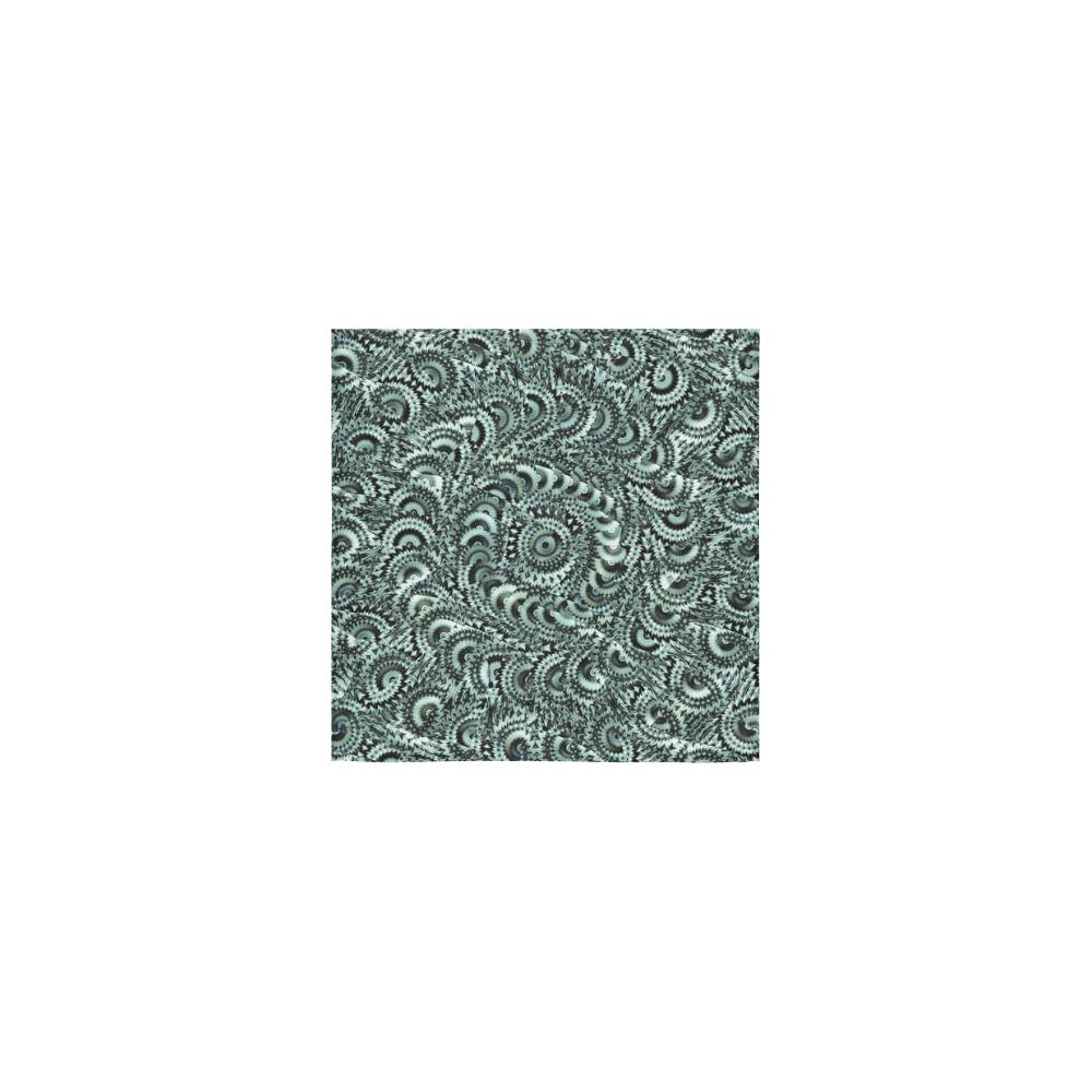 """Batik Maharani #4B - Jera Nour Square Towel 13""""x13"""""""