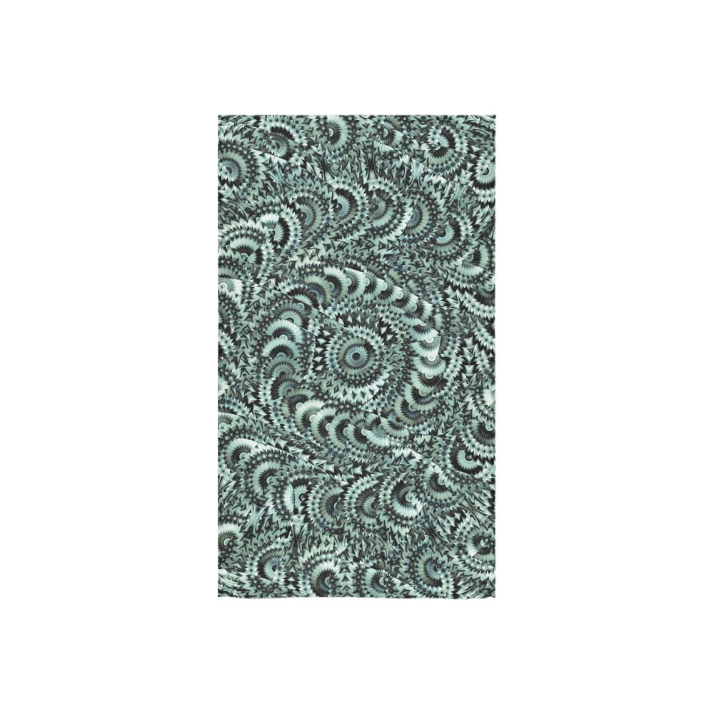 """Batik Maharani #4B - Jera Nour Custom Towel 16""""x28"""""""