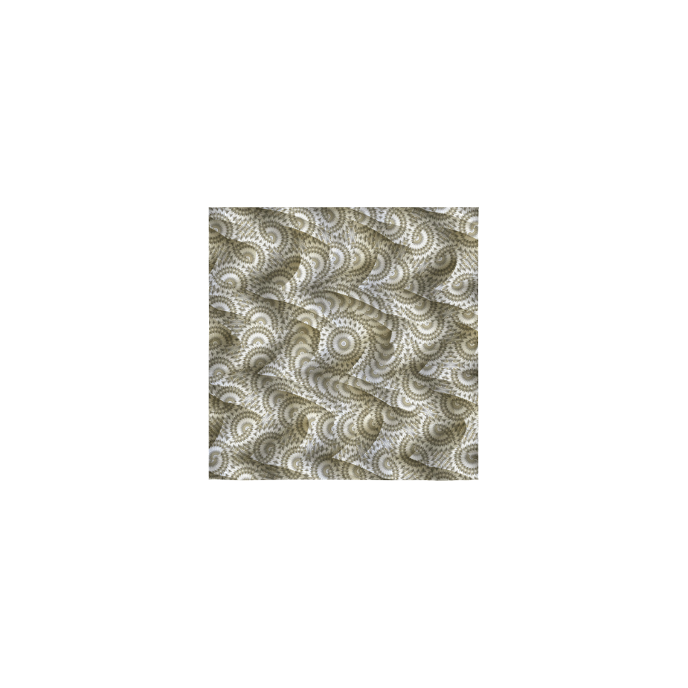 "Batik Maharani #4A - Jera Nour Square Towel 13""x13"""
