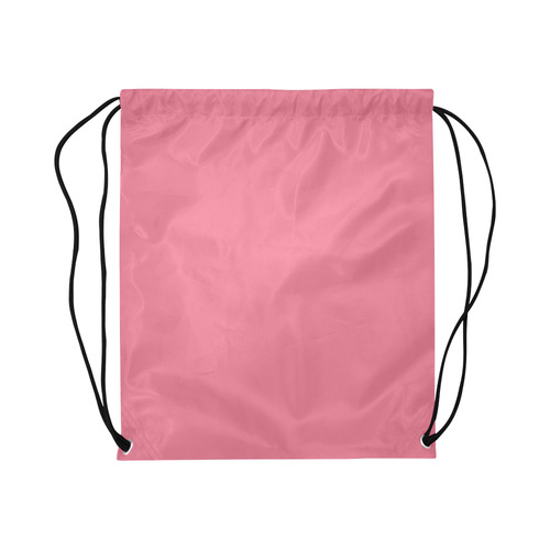 "Bubblegum Large Drawstring Bag Model 1604 (Twin Sides)  16.5""(W) * 19.3""(H)"