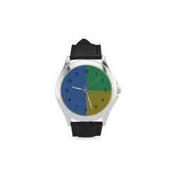 Seashore Women's Classic Leather Strap Watch(Model 203)