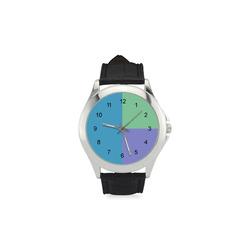 Minty Women's Classic Leather Strap Watch(Model 203)