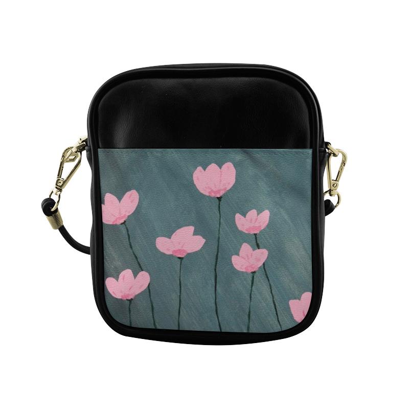 Rouissant Tulipes Sling Bag (Model 1627)