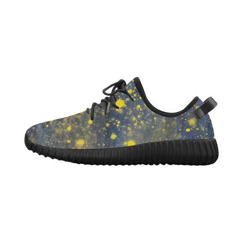 Celestial Grus Women's Breathable Woven Running Shoes (Model 022)