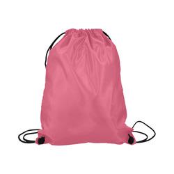 "Honeysuckle Large Drawstring Bag Model 1604 (Twin Sides)  16.5""(W) * 19.3""(H)"