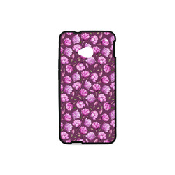 Magnolia Hard Case for HTC ONE M7(Laser Technology)