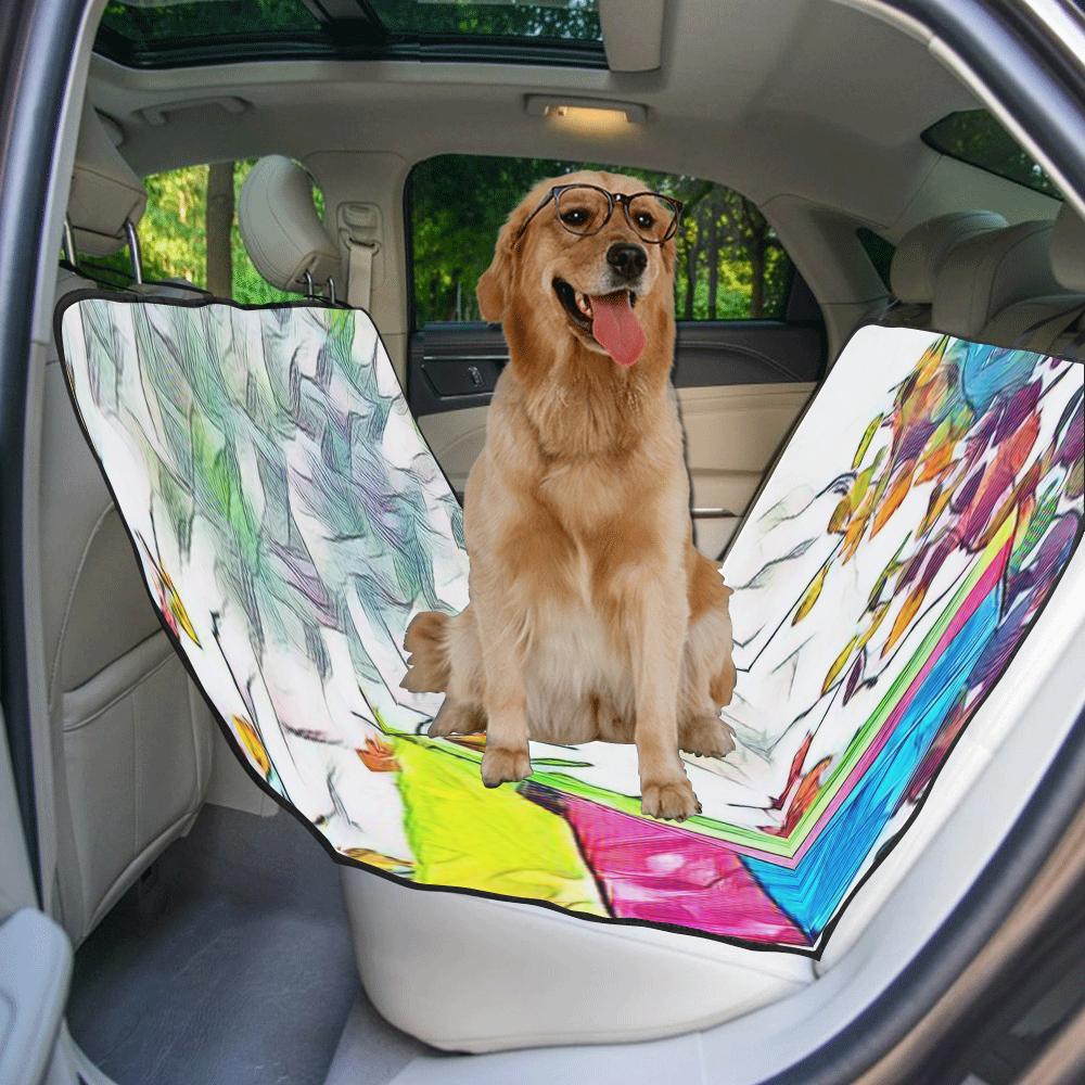 Stromy Hang Gliding Pet Car Seat 55''x58''