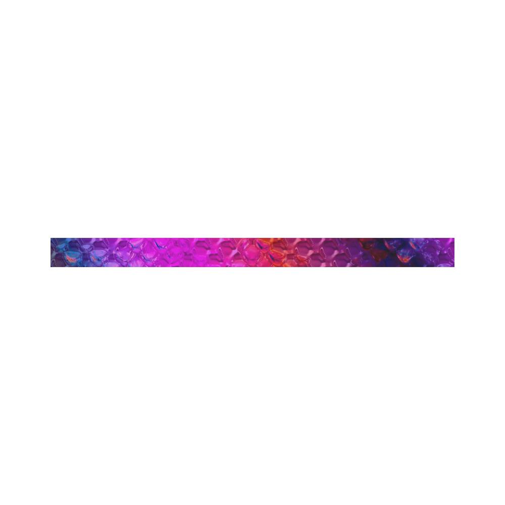 Chrome Snake Pattern C by JamColors Sports Headband