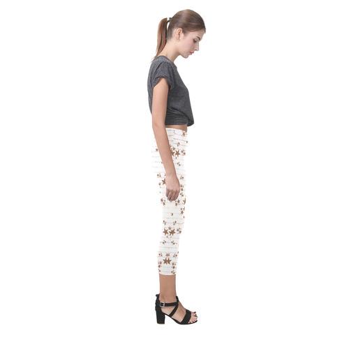 UNICORN STAR Capri Legging (Model L02)
