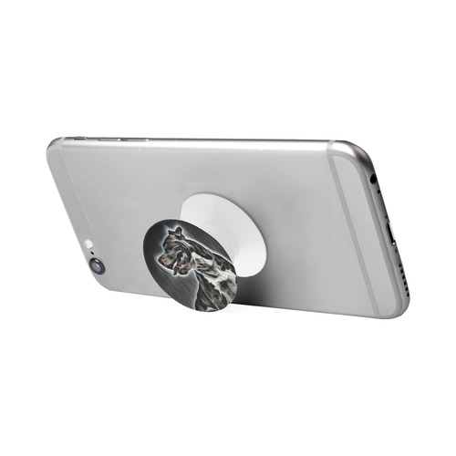 Steff Black and White Air Smart Phone Holder