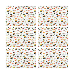 Sushi Lover Placemat 12'' x 18'' (Six Pieces)