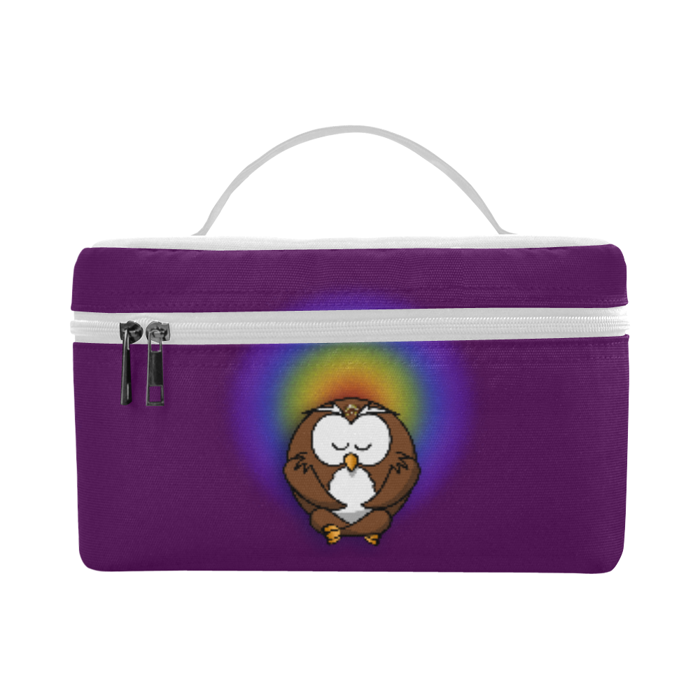 meditatiowl eye of horus Lunch Bag/Large (Model 1658)