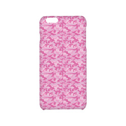 Shocking Pink Camouflage Pattern Hard Case for iPhone 6/6s plus