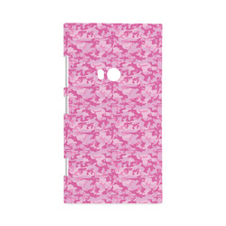 Shocking Pink Camouflage Pattern Hard Case for Nokia Lumia 920