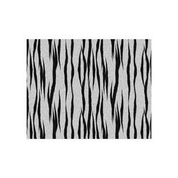 """A Trendy Black Silver Big Cat Fur Texture Poster 20""""x16"""""""