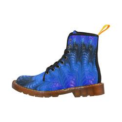 Fractal20160817 Martin Boots For Women Model 1203H