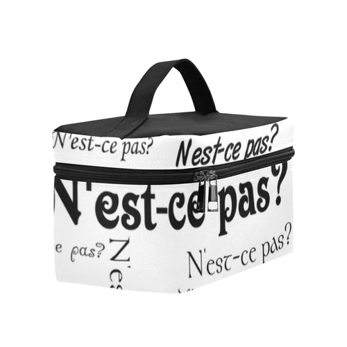 N'est-ce pas Cosmetic Bag/Large (Model 1658)
