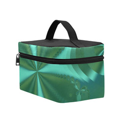 Clover Delight Cosmetic Bag/Large (Model 1658)