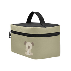 ASL I Love You Koala Cosmetic Bag/Large (Model 1658)