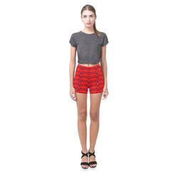 crop_ADVV001 Briseis Skinny Shorts (Model L04)