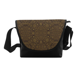 awesome Metal Pattern 05 B by JamColors Crossbody Bag (Model 1631)
