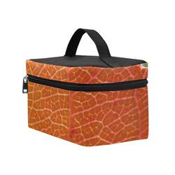 Crab Apple Leaf Cosmetic Bag/Large (Model 1658)
