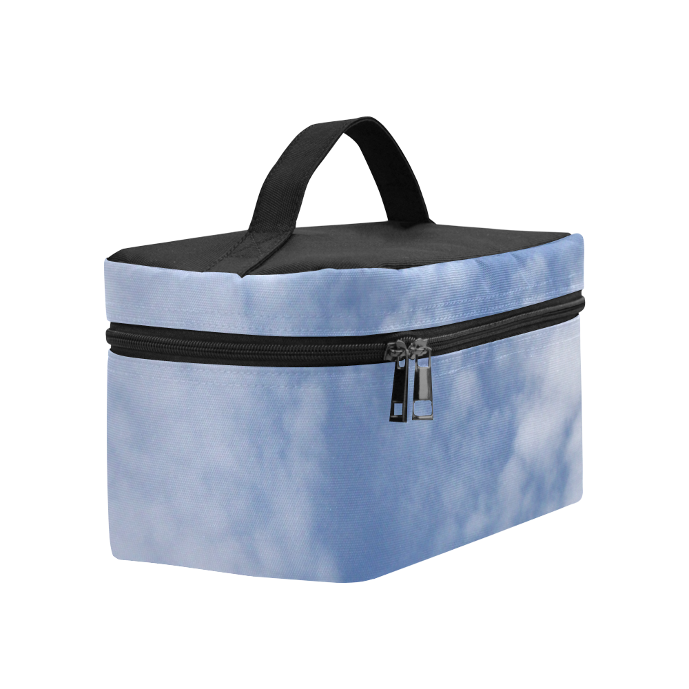 Cotton Sky Cosmetic Bag/Large (Model 1658)