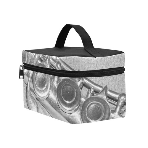 Flute Cosmetic Bag/Large (Model 1658)