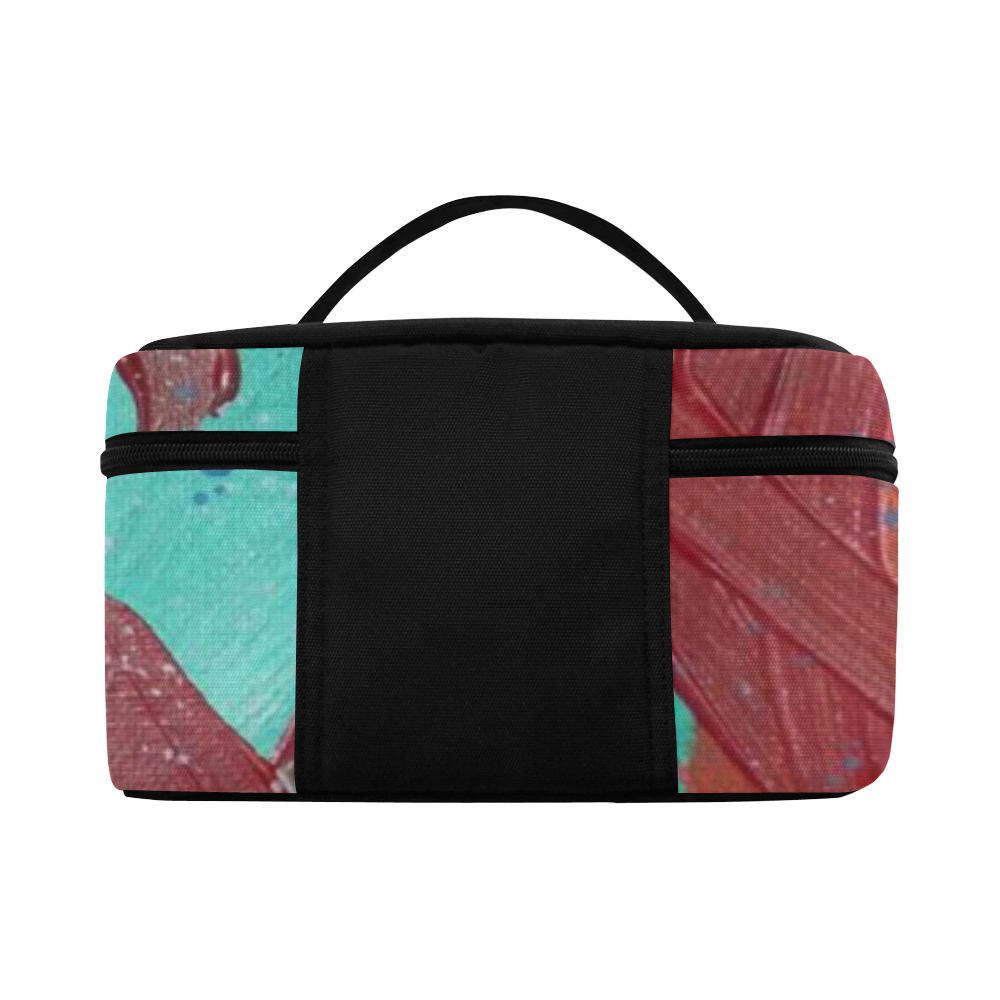 Abstraction in Colour Cosmetic Bag/Large (Model 1658)
