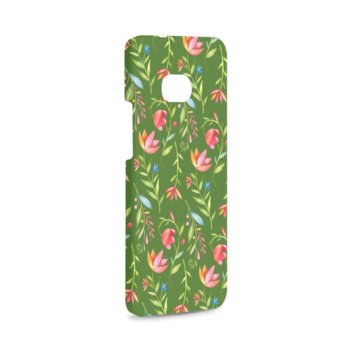 Sunny Garden I Hard Case for HTC ONE M7 3D