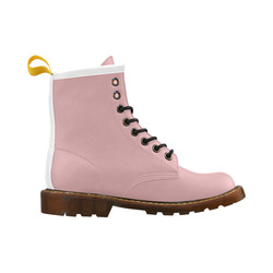 Bridal Rose High Grade PU Leather Martin Boots For Women Model 402H