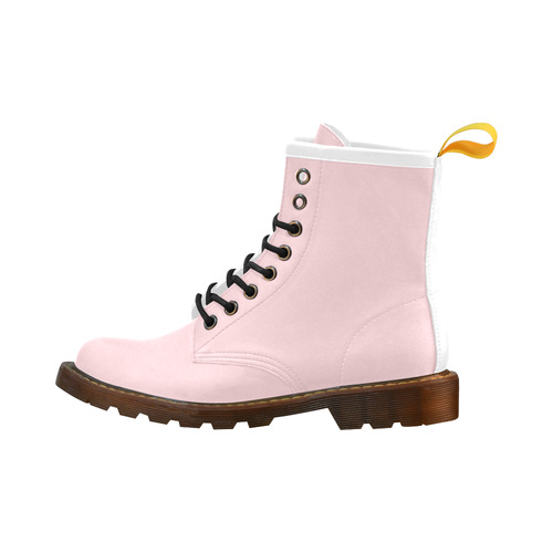 Blushing Bride High Grade PU Leather Martin Boots For Women Model 402H