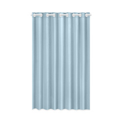 """Forget-Me-Not New Window Curtain 50"""" x 84""""(One Piece)"""