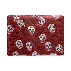 Rose Sugar Skull Custom NoteBook A5