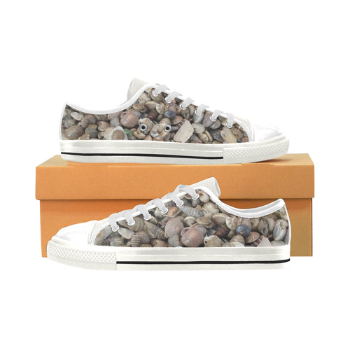 childrens seashell sneakers