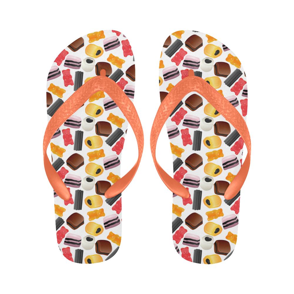 Yummy Flip Flops for Men/Women (Model 040)