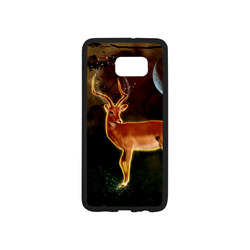Wonderful antilope Rubber Case for Samsung Galaxy S6 edge+