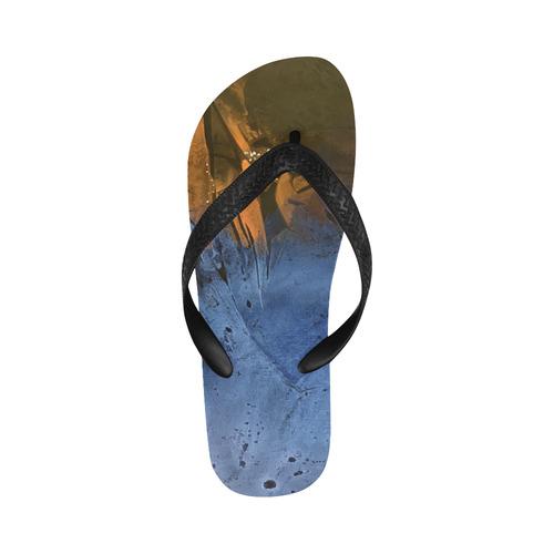 Jeans Flip Flops for Men/Women (Model 040)