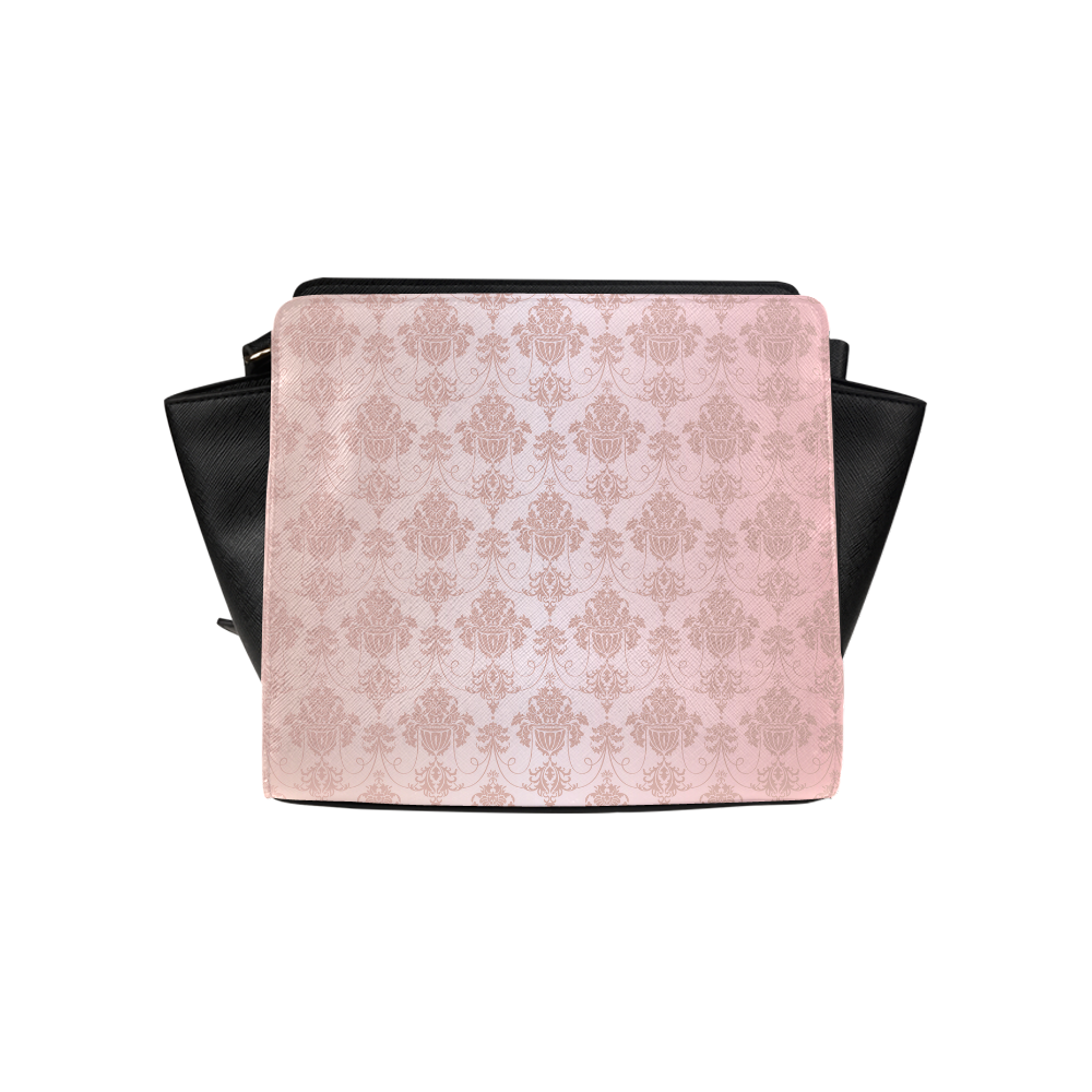 Pink Chandelier Satchel Bag (Model 1635)